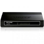 Switch TP-Link 8 Portas 10/100/1000 Plug&play Desktop Tl-sg1008d
