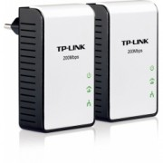 Adaptador TP-Link Powerline 200mbps Av200 Tl-pa211kit
