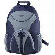 Mochila Notebook Portare 15,4 Linha Sportive Cinza e Azul 94160