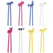 Sticks palitos Hashi infantil Fazenda (uma unidade)