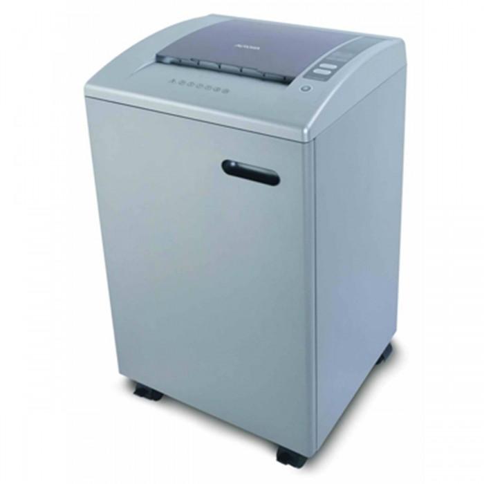 Fragmentadora de Papel Aurora AS1540CD - Corta até 15 folhas em Micropartículas de 2x12mm / CD / DVD / Cartão, lixeira 50L, fenda 240mm, Alta Segurança