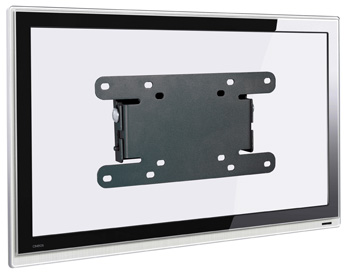 Suporte de Parede Fixo para TVs LCD / LED até 32´´ Multivisão STPF41 Preto