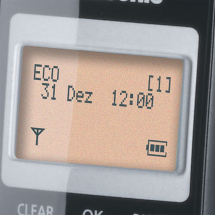 Telefone sem Fio Panasonic Dect. 6.0 KX-TG4011LBT