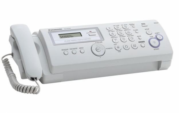 Fax Papel Plano - KX-FP207BR - Panasonic