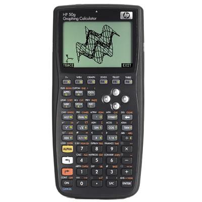 Calculadora gr�fica HP 50G
