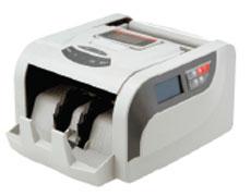 Contadora de Cédulas Menno 860T 110V Conta 1200 notas ou ticket por minuto detecção cédulas falsas UV e MG Visor LCD 2 linhas