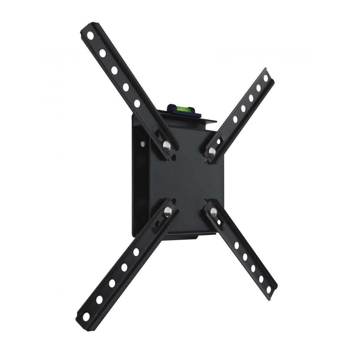 Suporte de parede para TV Plasma/LCD de 10´ à 55´ - 1 Movimento Vertical  Brasforma SBRP110