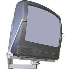 Suporte de parede para TV convencional de 14´à21´ DVD/VCR Brasforma SBR1.5