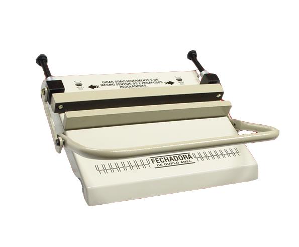 Laminadora Plastificadora Excentrix LM-933 - Dim. da Base: 240x500 mm, Peso: 8,7k