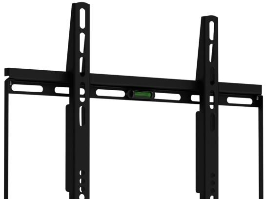 Kit 6 em 1 - Suporte Fixo para TV de 32´ a 42´ SBRP900 - Brasforma
