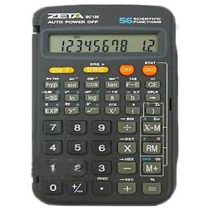 Calculadora Científica Zeta SC135 - Procalc