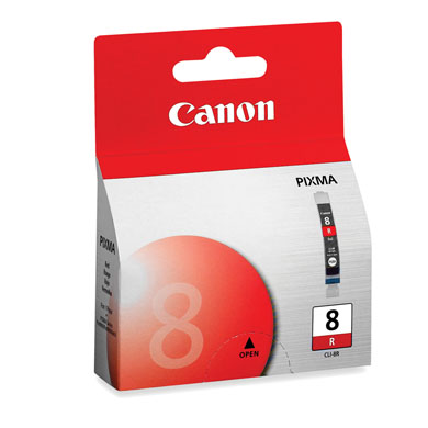 Cartucho de tinta Canon Elgin CLI-8 R Pro9000, Pro9000 Mark II