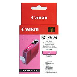 Cartucho de tinta Canon Elgin BCI-3e M BJC-3000, BJC-6000, and S-400 series
