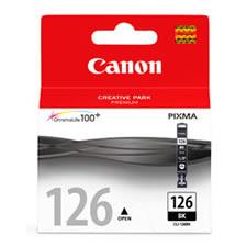Cartucho de tinta Canon Elgin CLI-126 CINZA MG5210 MG6110