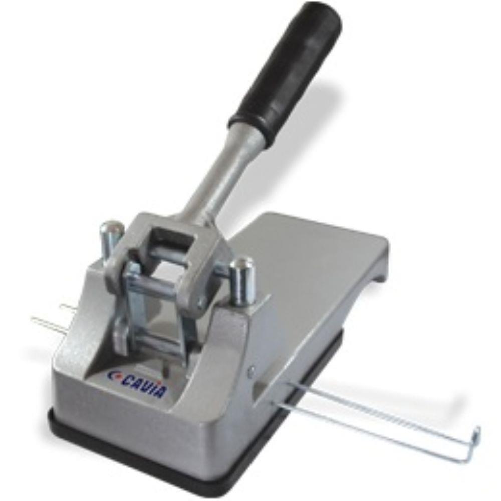 Perfurador de papel Cavia Profissional p/ até 100 folhas - CA123