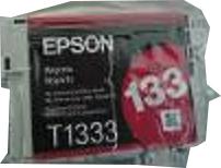 Cartucho de Tinta Magenta Durabrite Ultra Epson Original T133320-BR p/ Stylus T25 / TX123 / TX125 / X320F / TX420W (Cod: 3506)