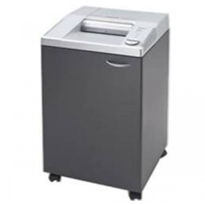 Fragmentadora de Papel EBA 2326S - Corta 32 folhas em Tiras de 4mm / CD / DVD / cartões / clips / grampos, fenda 260mm, cesto 100L, Nível de Segurança: 02