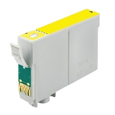 Cartucho Compatível Novo Para Impressora Jato De Tinta Epson Stylus Photo R 200/ R 300/ / Rx 500/ Rx 600/ Rx 620  Yellow Menno Gráfica