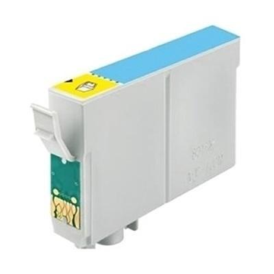 Cartucho Compatível Novo Para Impressora Jato De Tinta Epson Stylus Photo R 200/ R 300/ / Rx 500/ Rx 600/ Rx 620  Light Cyan Menno Gráfica
