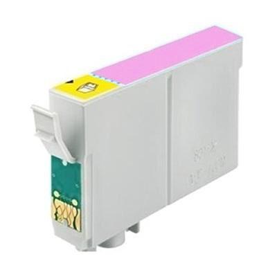 Cartucho Compatível Novo Para Impressora Jato De Tinta Epson Stylus Photo R 200/ R 300/ / Rx 500/ Rx 600/ Rx 620 Light Magenta Menno Gráfica