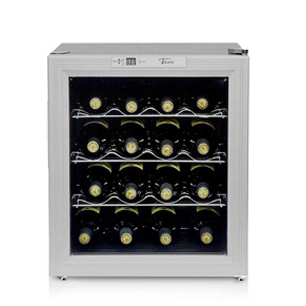 Adega Climatizada Digital para 16 Garrafas de Vinho Tocave T16D c/ Display Digital (Saldo de Estoque)