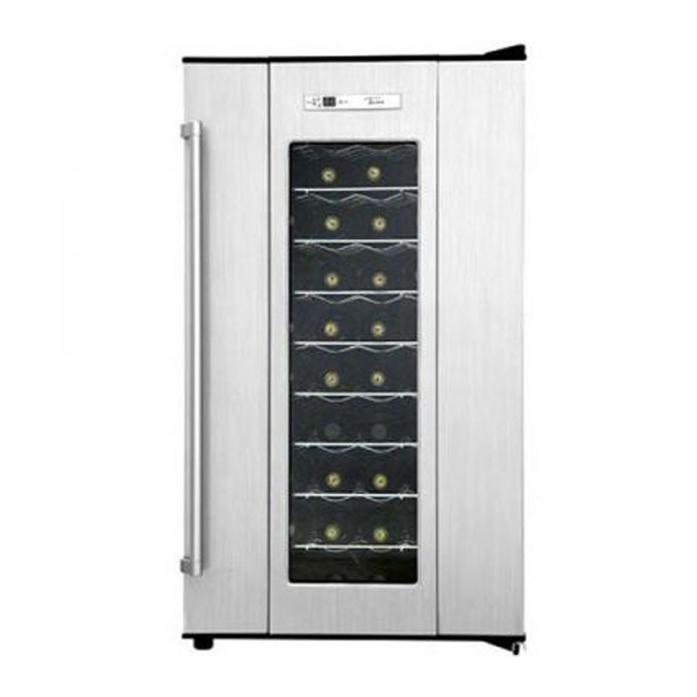 Adega Climatizada Digital Tocave T60D para 60 Garrafas de Vinho (SEMI-NOVA)