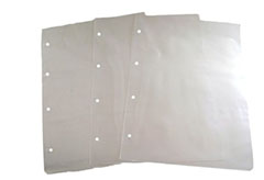 Sacola Plástica 40 X 50 cm, espessura 0,25 - 100 unidades - Branca ou Amarela