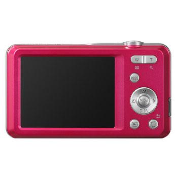Câmera Digital LUMIX DMC-FH4LB-P/K - Panasonic