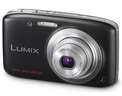 C�mera Digital LUMIX DMC-S5LB-R/K - Panasonic
