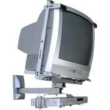 Suporte para TV/DVD/VCR 14´ - 21´ SBR1.9 Preto - Brasforma