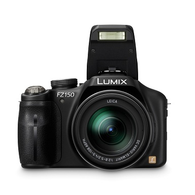 C�mera Digital Lumix - DMC-FZ150PUK - Panasonic