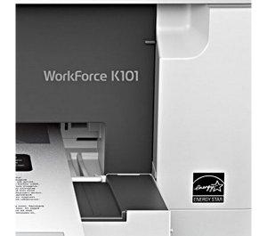 Impressora Epson K101  bulk  200 ml de tinta, Jato de Tinta Frente e Verso Automatico, Monocromatico 110V