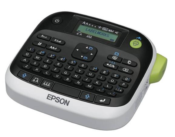 Rotuladora Eletronica EPSON Label Works LW-300
