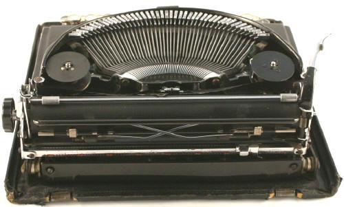 Maquina de escrever Olivetti Ico Antiga Fabricacao 1932 Ivrea Italia
