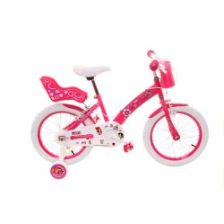Bicicleta Prince Meninas Super Poderosas Aro 16