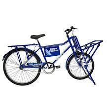 Bicicleta Prince Carga Pesada Cargueira - Cor: Azul