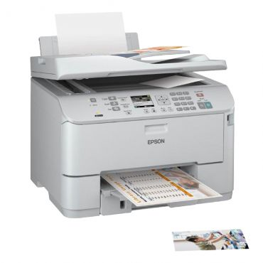 Multifuncional Jato de Tinta Color Epson WorkForce WP 4532