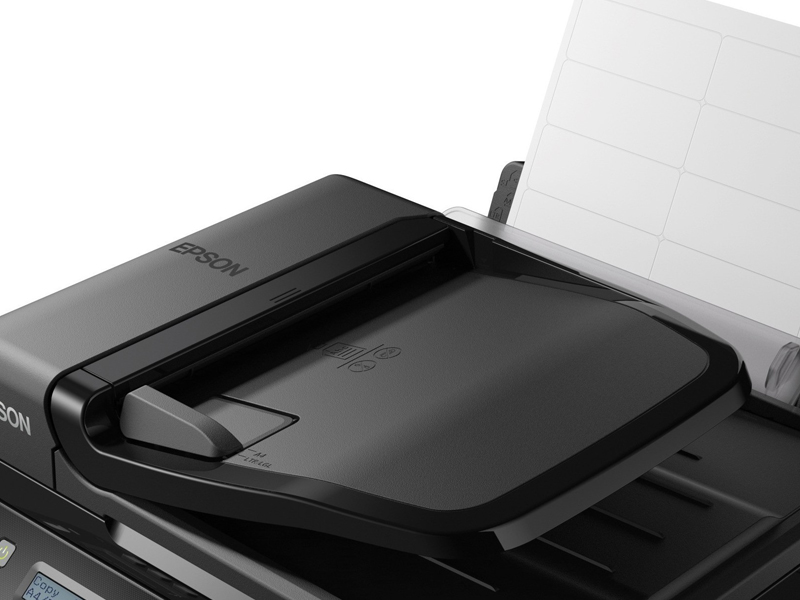 Multifuncional Epson Tanque de Tinta Wireless L555