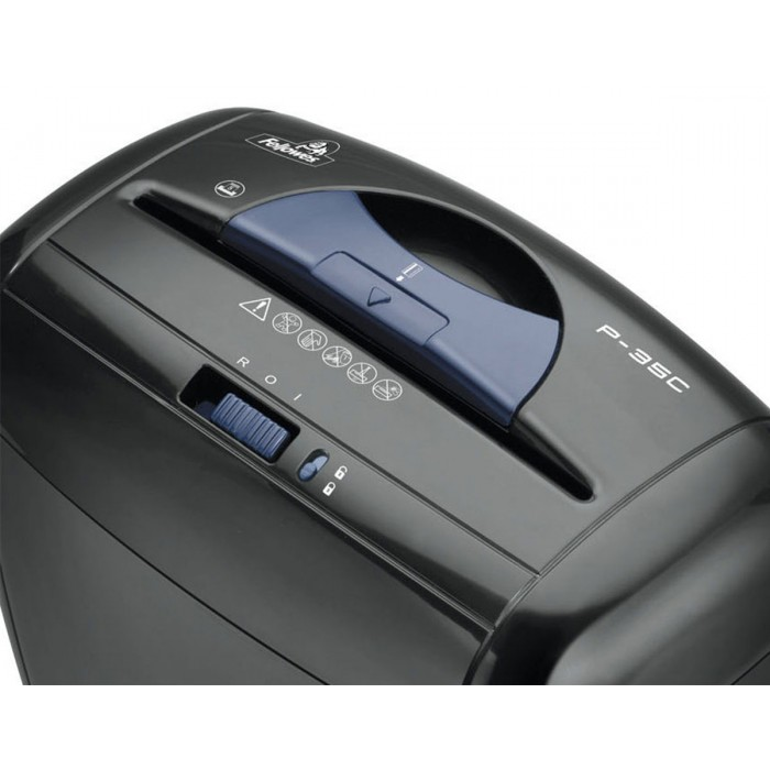 Fragmentadora de papel Fellowes P-35C 127V