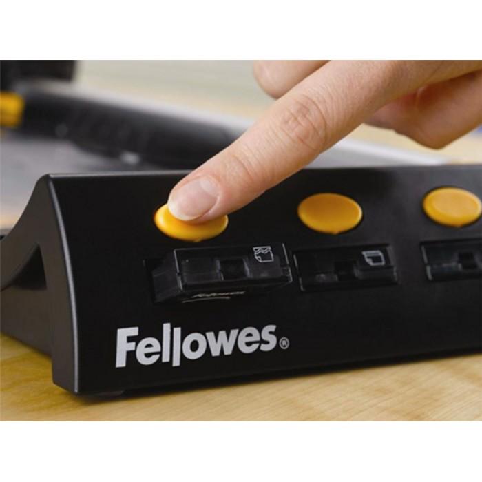 Refiladora Fellowes Neutron A4 - Corta at� 10 folhas, area de corte 320mm