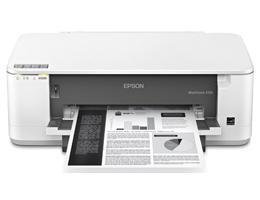 Impressora Epson K101 + Bulk + 200 ml de tinta, Frente e Verso Automático, Monocromático 220V com Transformador