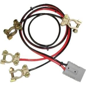 No Break Multicraft 650 VA, cabos, com bateria interna e bateria externa automotiva 45Ah - duração de até 1 hora