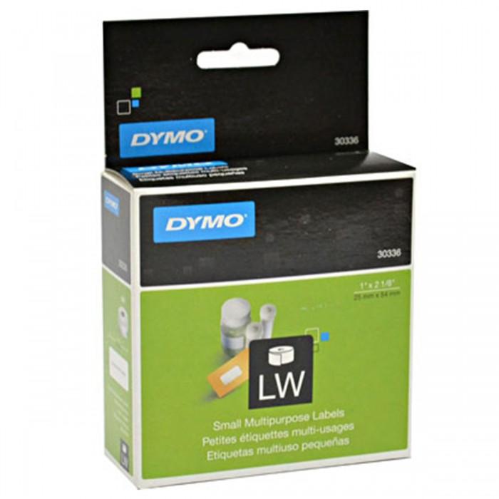 Módulo p/ Dymo Label Writer 450 Aplicação diversa média 2,5cm x 5,4cm (1´x 2 1/8´) 1 rolo com 500 etiquetas
