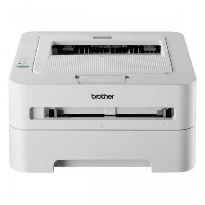 Impressora Laser Brother HL2130 - Monocromática, Velocidade de Impressão: 221 ppm, Memória: 8MB