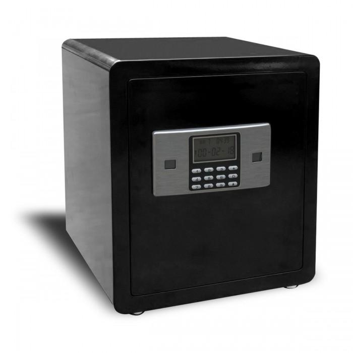 Cofre Antirroubo Safewell 42DA - Medidas Externas (AxCxP): 420x380x360mm, Capacidade: 48L, Senha: 3 a 8 dígitos