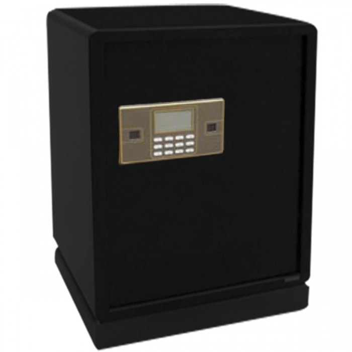 Cofre Antirroubo Safewell 53-B DA - Medidas Externas (AxCxP): 610x450x360mm, Capacidade: 86L, Senha: 3 a 8 dígitos