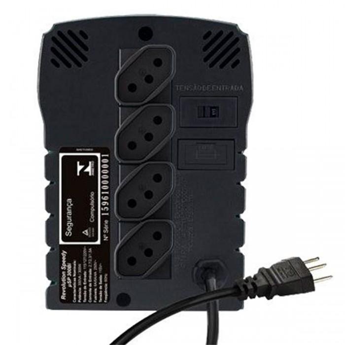 Estabilizador SMS Revolution Speedy 500 Va, Entrada/Saída 115 V