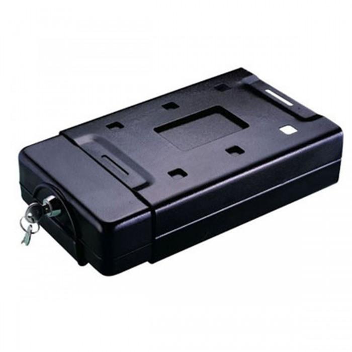 Cofre p/ Automóveis Safewell Car Safe CS220 - Medidas Externas (AxCxP): 222x162x68mm, Capacidade: 0,24L