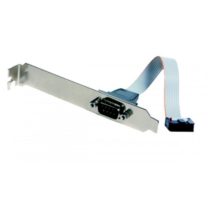 Cabo Adaptador Comm5 CA 2000/2100- Cabo adaptador de barra de pino para DB09 Macho