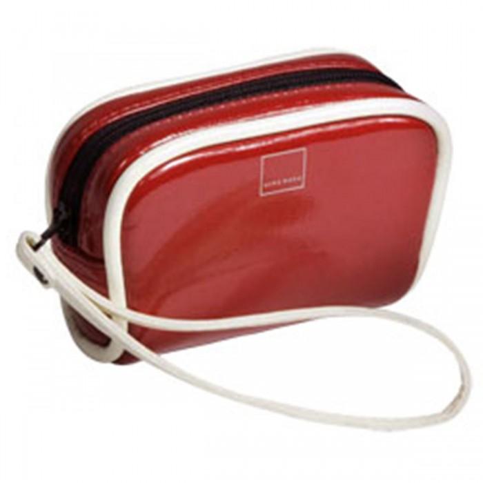 Estojo Acme Made AM00753CEU - c/ alça de pulso p/ câmera compacta, cor: vermelha